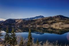 June Lake Reflection